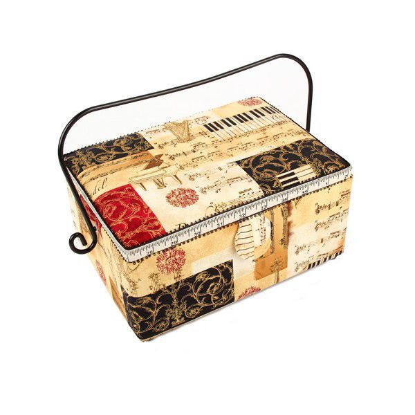 отличии них шкатулка для швейных принадлежностей купить в москве может